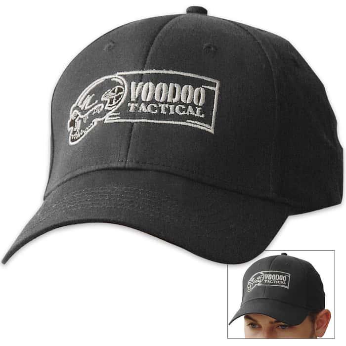 Voodoo Tactical Hat Black