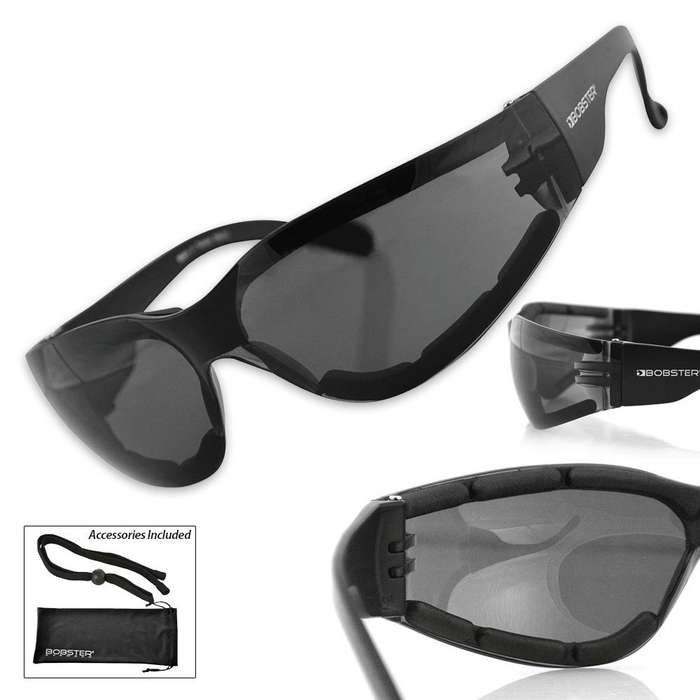 Shield III Sunglasses Black