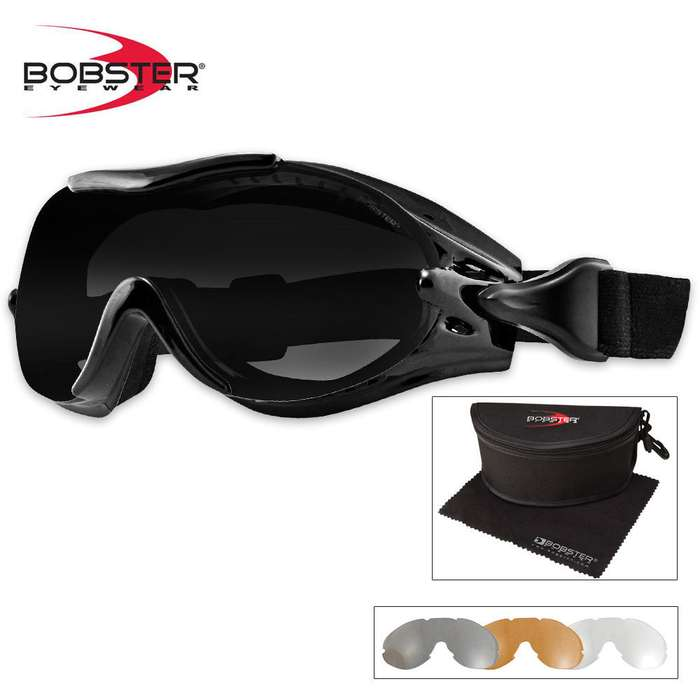 Bobster Phoenix Interchangeable Goggles