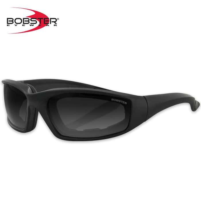 Bobster Foamerz 2 Sunglasses Smoked Lens