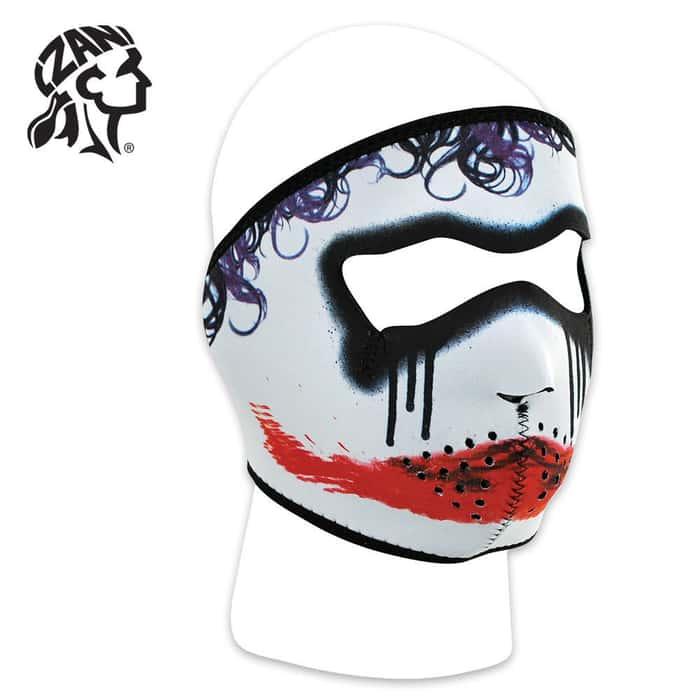 ZANheadgear Trickter Neoprene Full Facemask