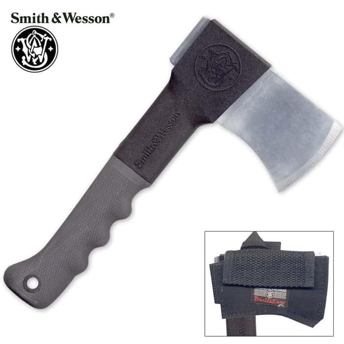Smith & Wesson Bullseye Paul Bunyan Hatchet