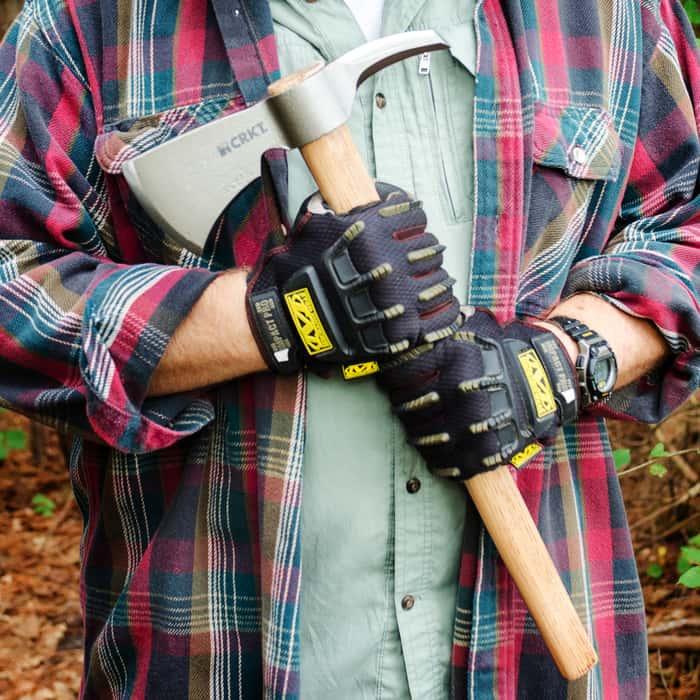 CRKT Woods Kangee Tomahawk