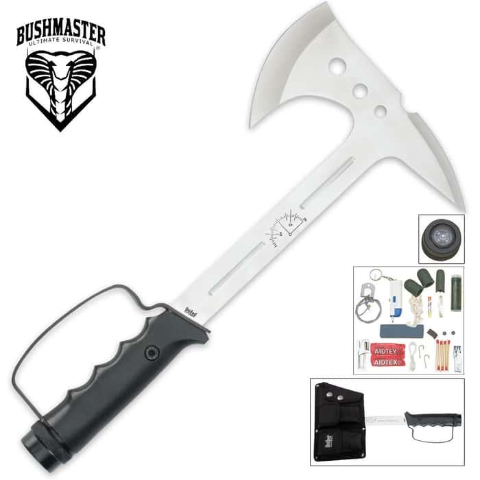 Bushmaster Survival Axe