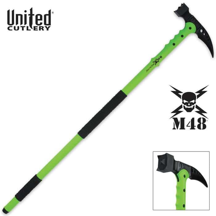 M48 Apocalypse Undead Survival Tactical Walking Hammer