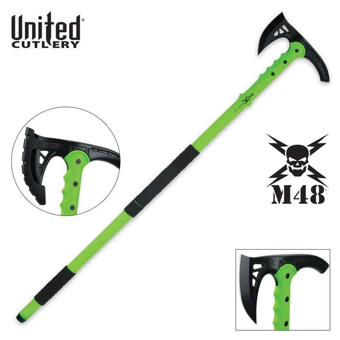 M48 Apocalypse Undead Survival Tactical Walking Axe