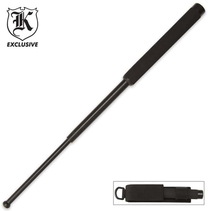 """Expandable 26"""" Steel Baton"""