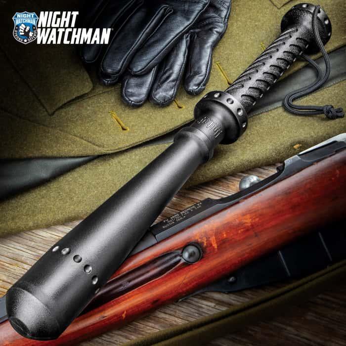 Night Watchman KGB Night Stick