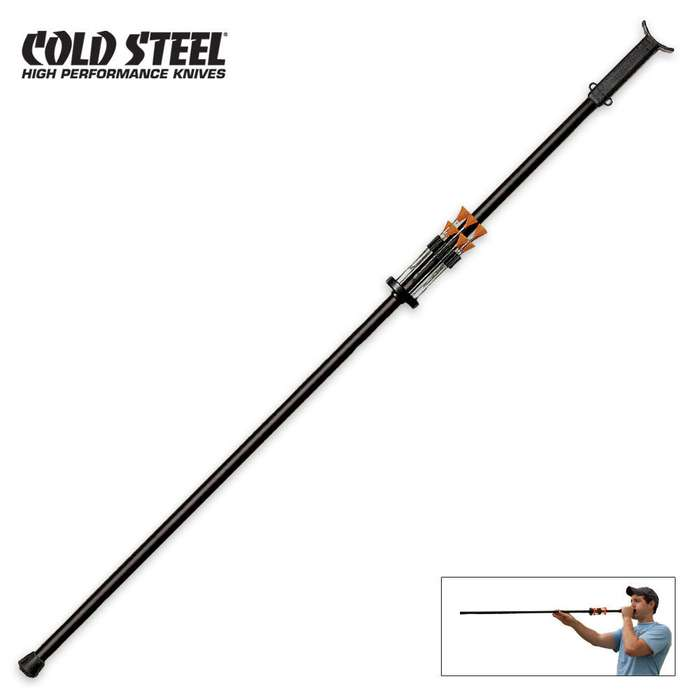 Cold Steel 4ft Blowgun