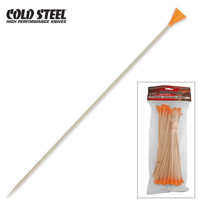 Cold Steel Bamboo Darts