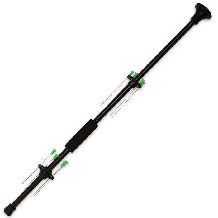 "Eagle Flight 24"" .40-Caliber Blowgun"