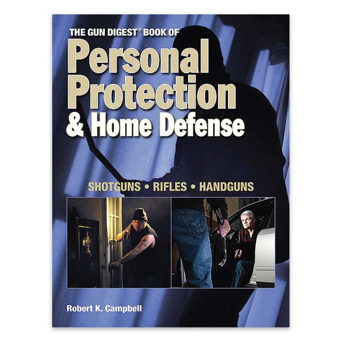 Book of Personal Protectioin & Home Defense
