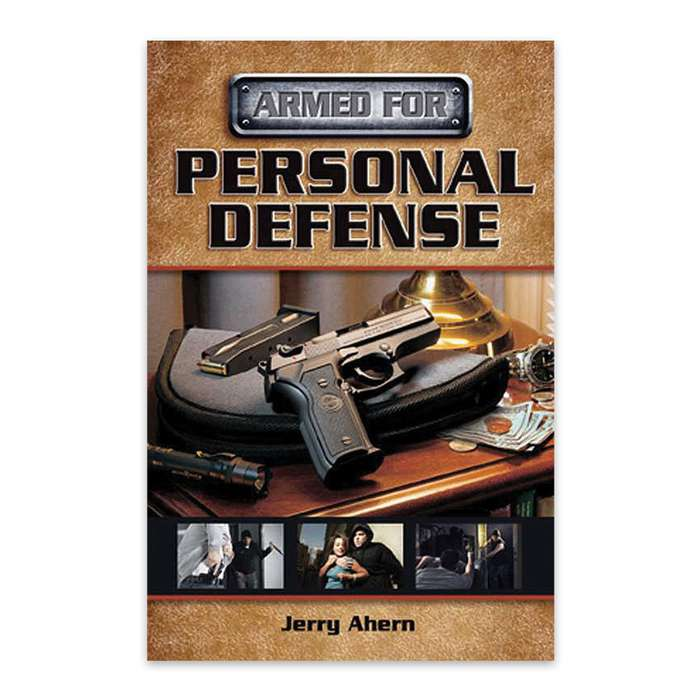 Armed For Personal Defense Book