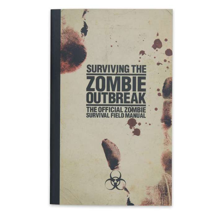 Surviving The Zombie Outbreak: The Official Zombie