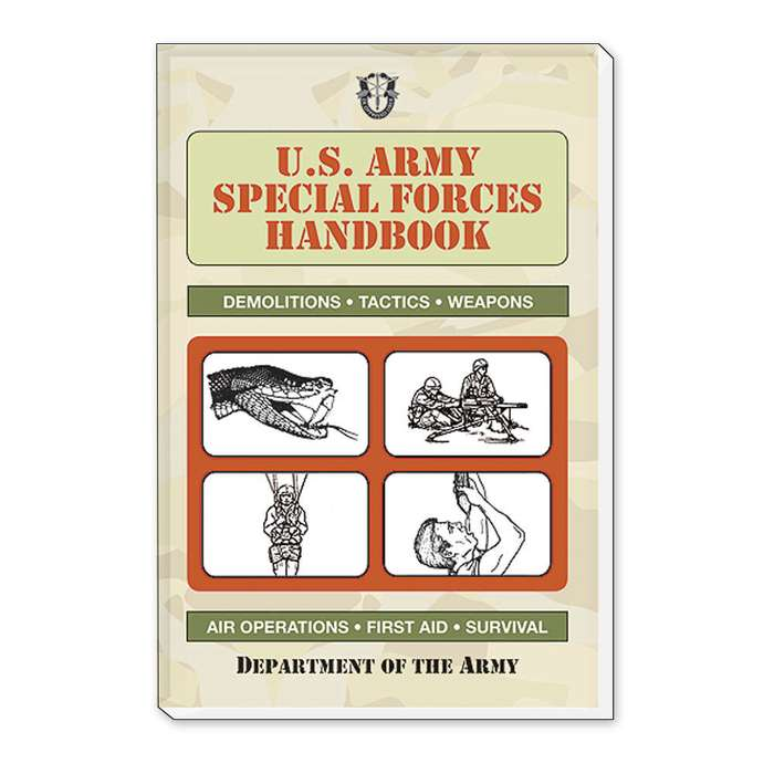 US Army Special Forces Handbook