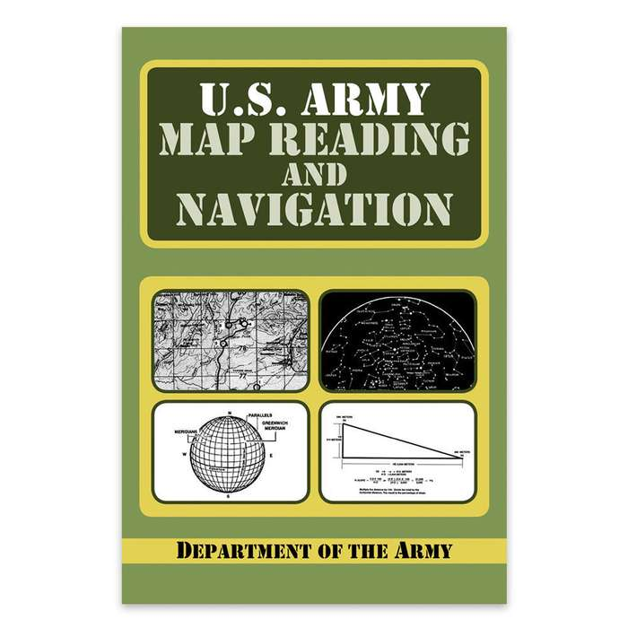 U.S. Army Map Reading & Navigation Handbook