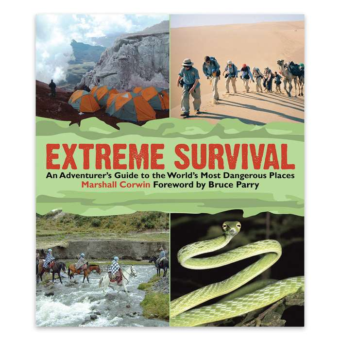 Extreme Survival Hardback Handbook