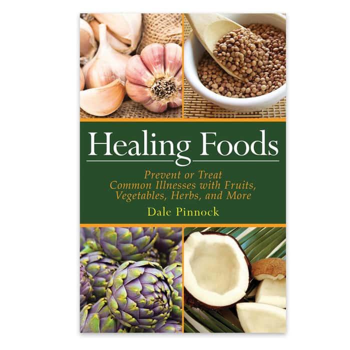 Healing Foods Handbook