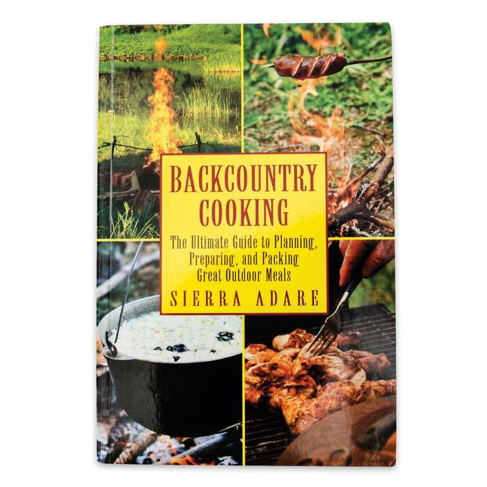 Backcountry Cooking Book