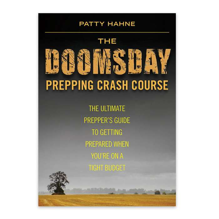 Doomsday Prepping Crash Course Handbook