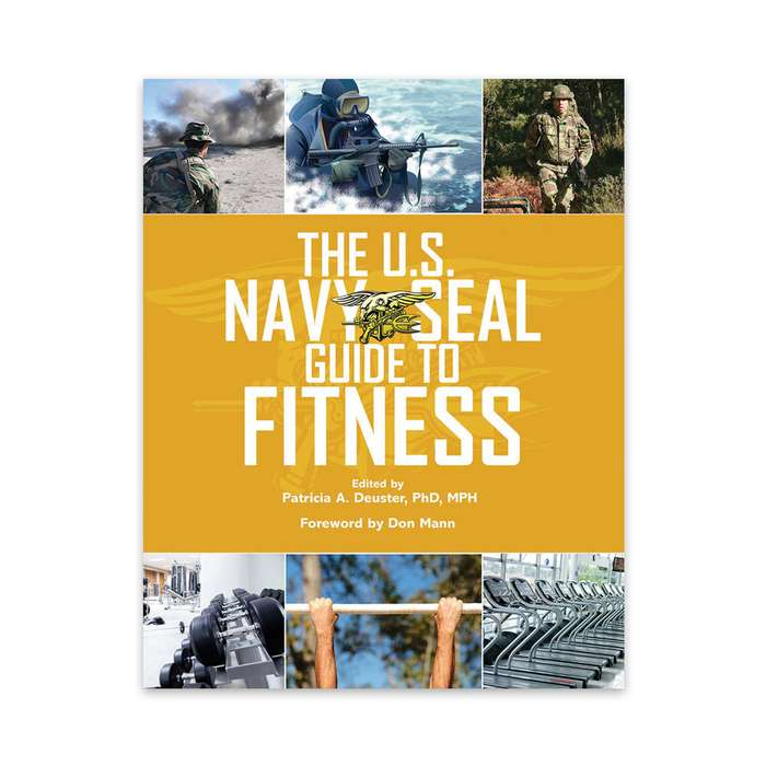 U.S. Navy SEAL Guide To Fitness