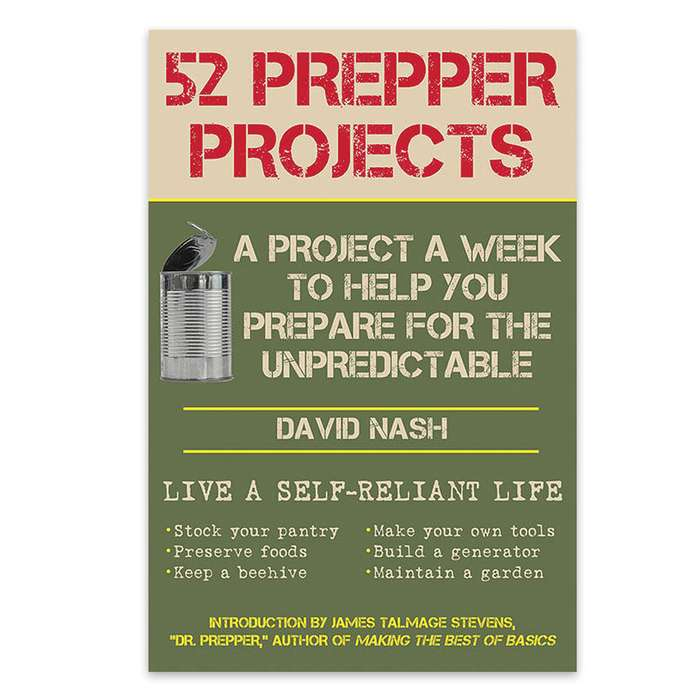 52 Prepper Projects Handbook