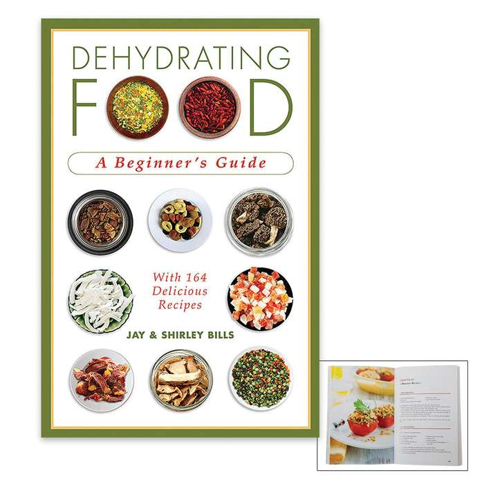 Dehydrating Food Beginner Guide