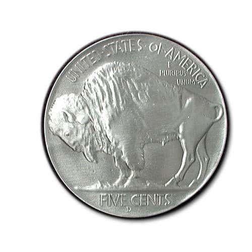 Coin Belt Buckle