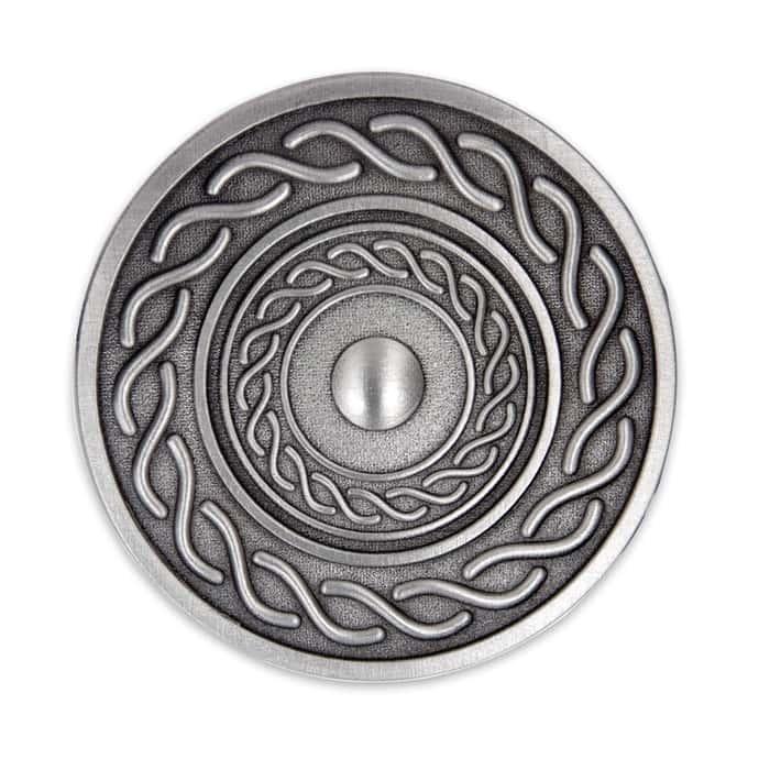 Celtic Circle Belt Buckle