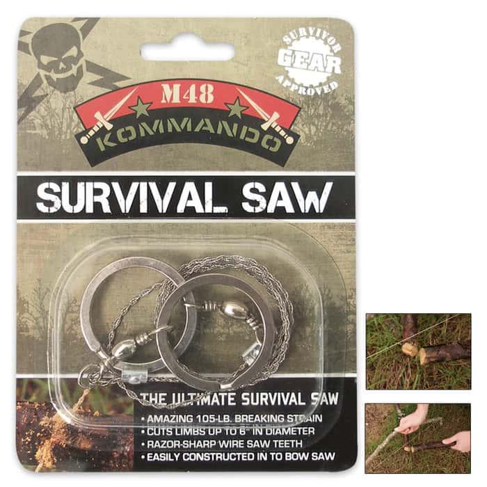 M48 Wire Survival Saw