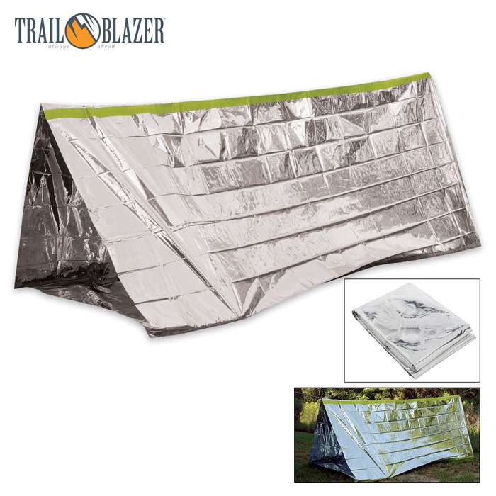 Trailblazer Camping Emergency Survival Tent