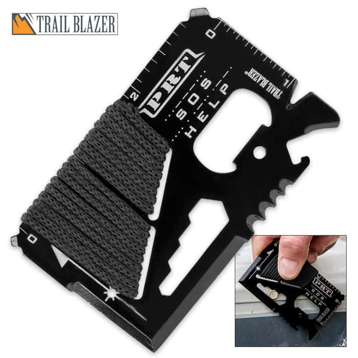 Trailblazer Pocket Rescue Tool / Wallet Card
