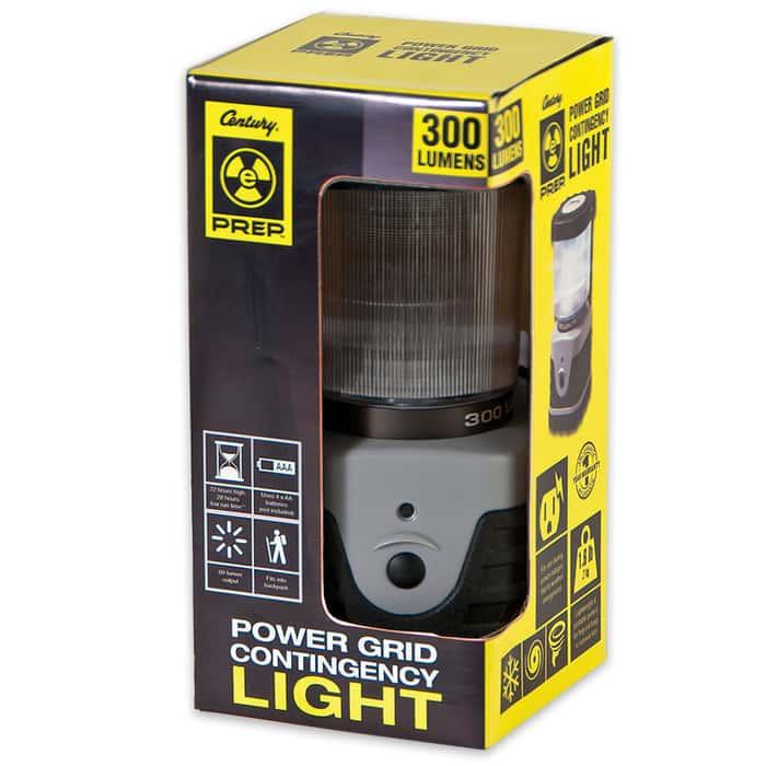 Century Prep Power Grid Contingency Light