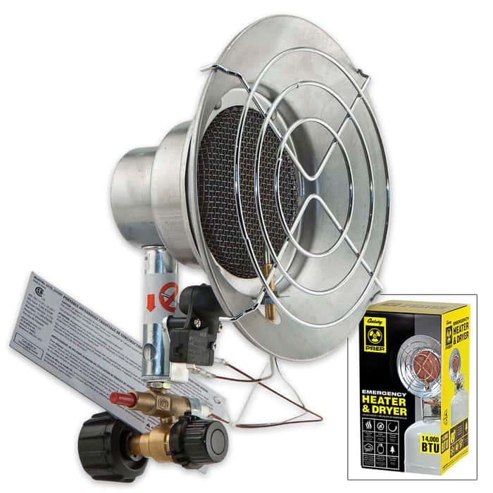 Century Infrared Emergency Heater/Dryer