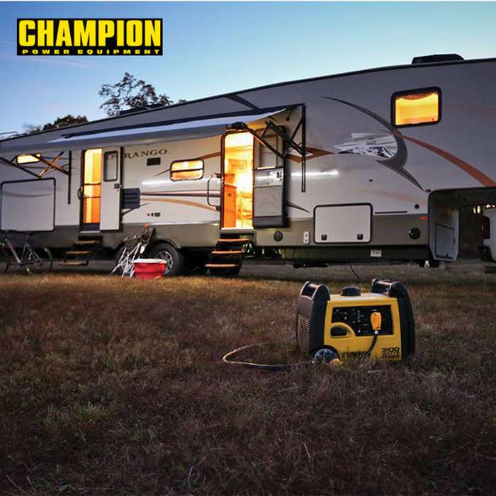 Champion 2800-3100W Inverter