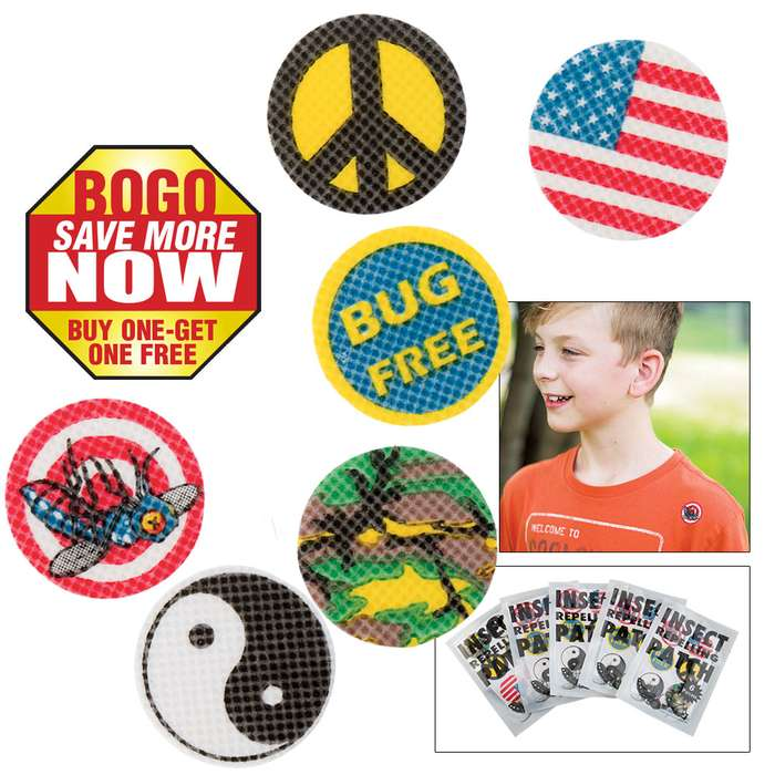 Insect Repelling Patch BOGO