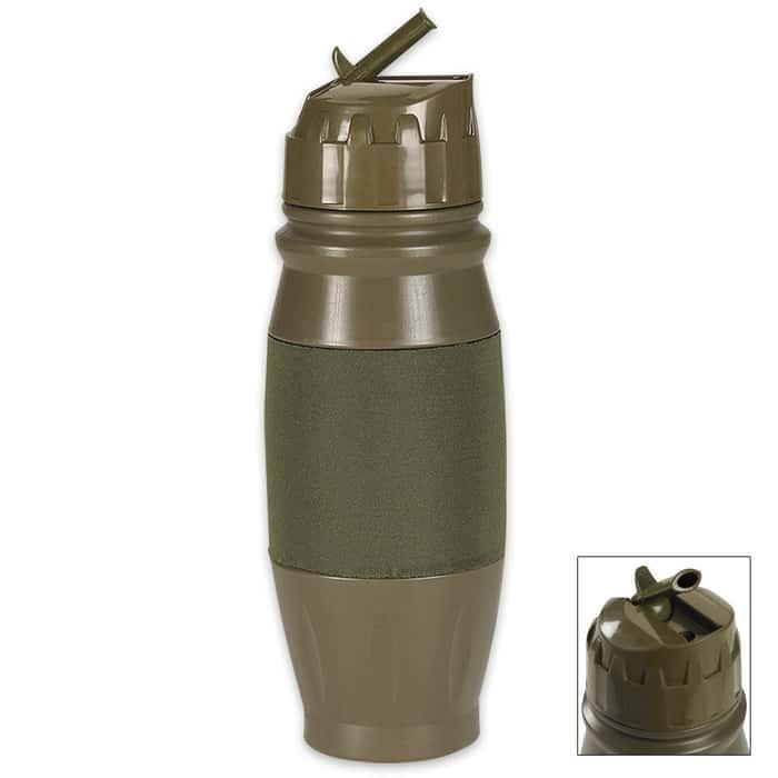 NDuR Flip Top Bottle Water Filter 28oz. OD