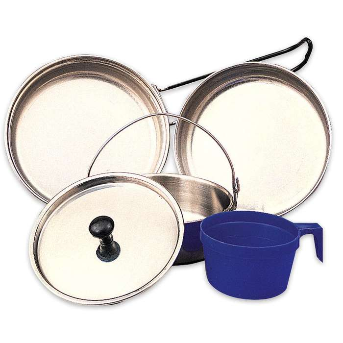 Deluxe 5-piece Mess Kit