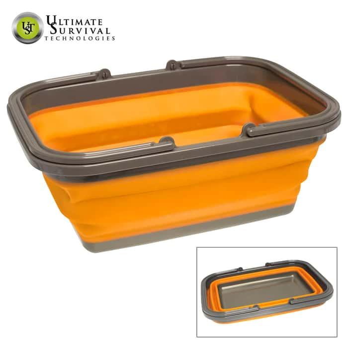 UST Flexware Sink - Orange