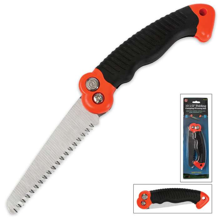 Multipurpose Folding Camping Pruning Portable Saw