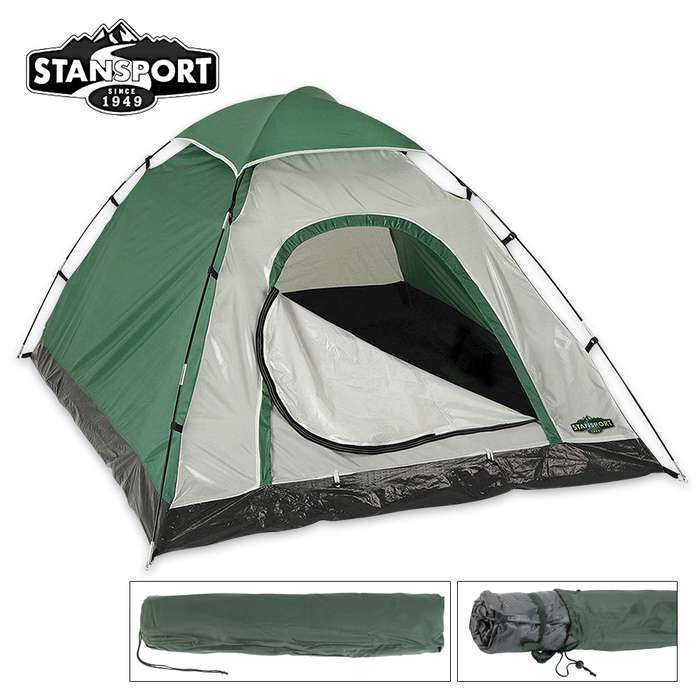 Stansport Adventure Two-Person Backpacker Dome Tent