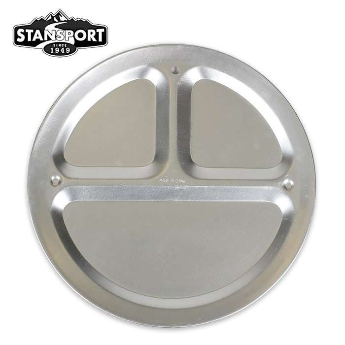 Aluminum Mess Plate