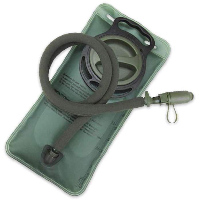 1.5 Liter Hydration Bladder With Bite Valve