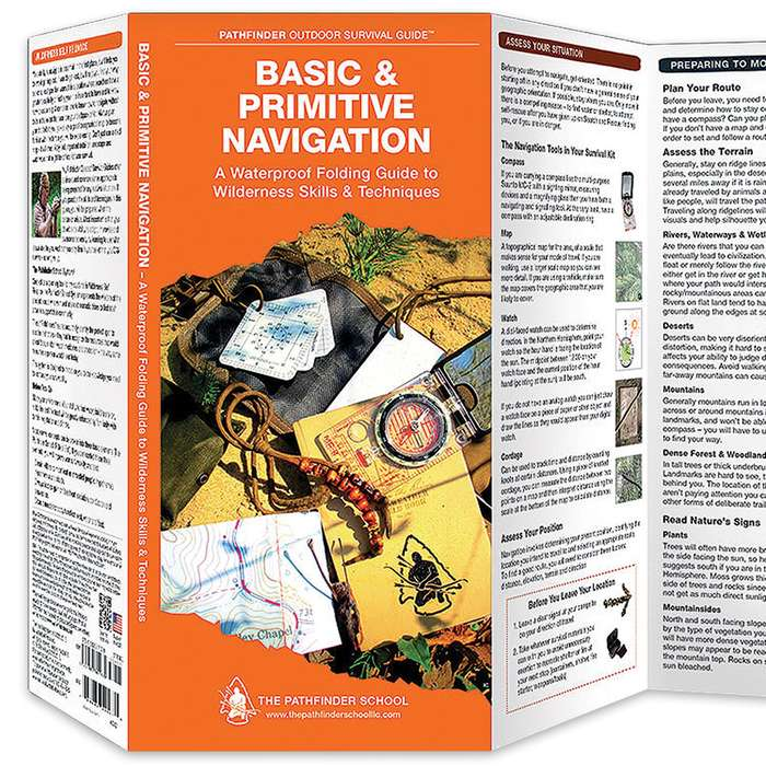 Basic And Primitive Navigation Waterproof Guide