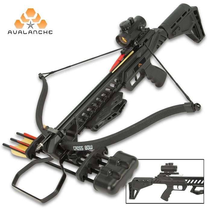 We have assembled the perfect crossbow kit, whether you are a seasoned pro or a beginner