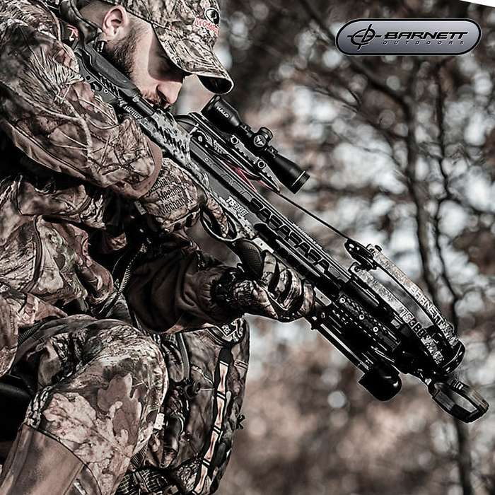 This crossbow has speed, fit and function all on its side: delivering an overall shooting experience that's as comfortable as it is effective