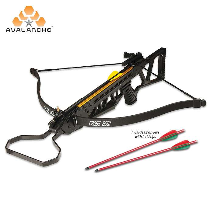 Avalanche Tactical Crossbow - 120-lb Draw Weight