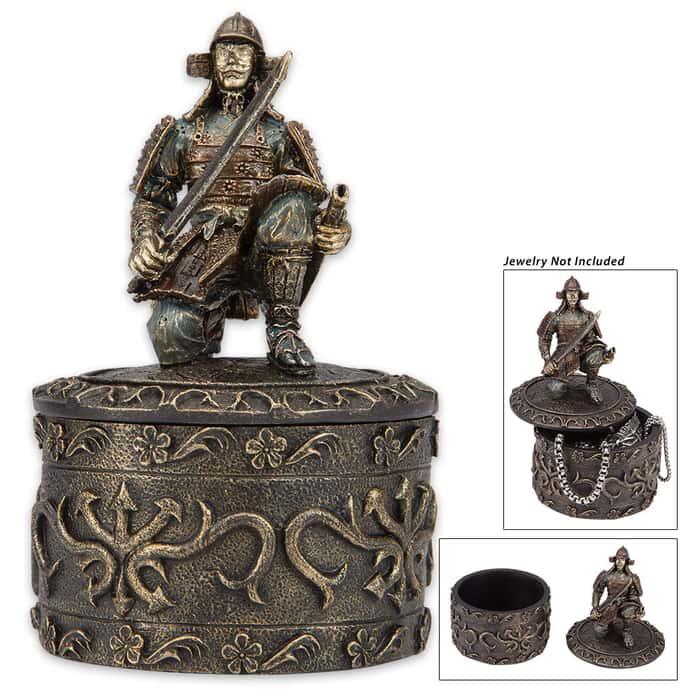 Samurai Warrior Secrets Box