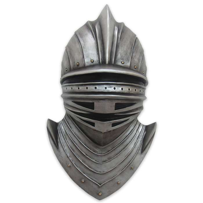 """""""Knight of Nobility"""" Wall Mounted Sculpture / Wall Art"""