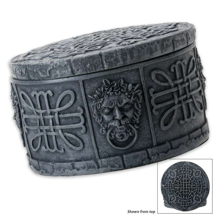 Celtic Trinket Box